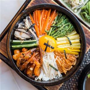 韩泉石锅拌饭