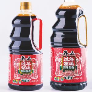 中旭调味品酱油