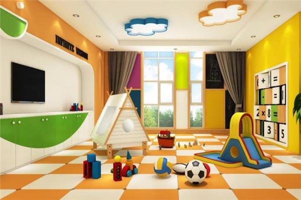 小橡树幼儿园玩具