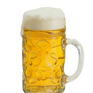 欧麦鲜啤精酿啤酒大杯