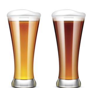 鲜酿啤酒屋玻璃杯