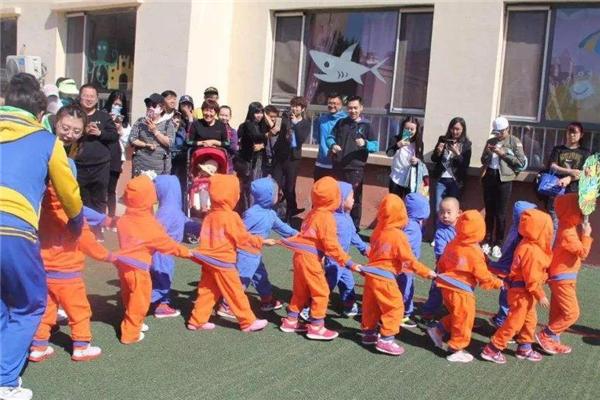 鼎奇幼儿园比赛