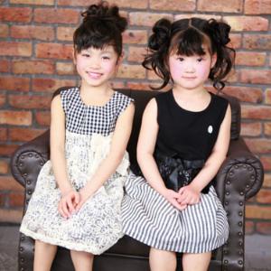 快乐童装姐妹装