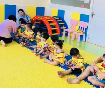 億禾林国际早教活动