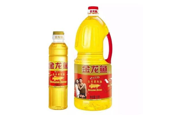 金龍魚油包裝