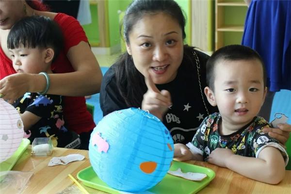 億禾林国际早教游乐