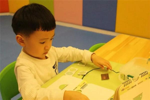 億禾林国际早教学习