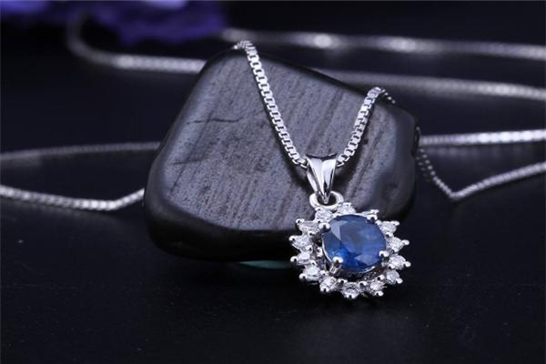 韓福珠寶項鏈