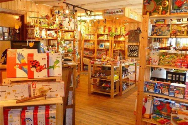 樂樂玩具門店