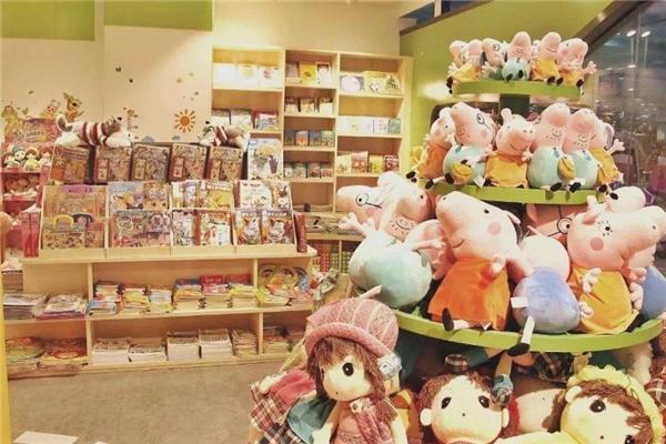 樂樂玩具店面