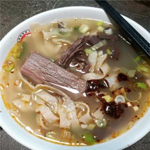 老李家牛肉湯湯濃
