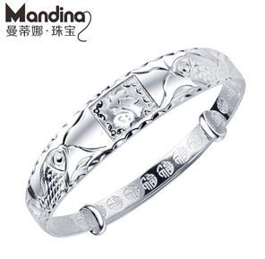 曼蒂娜珠宝镯子