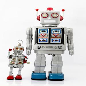 千悟星少儿机器人听话