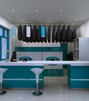 玉婷綠色干洗設備
