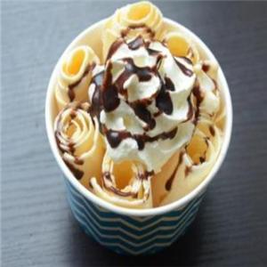 蜜思食客炒酸奶特色