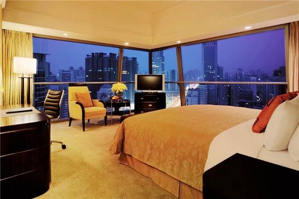 富貴園大酒店房間