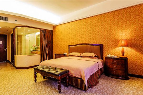 芙蓉大酒店房間