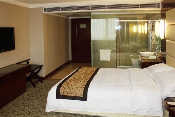 海燕大酒店房间