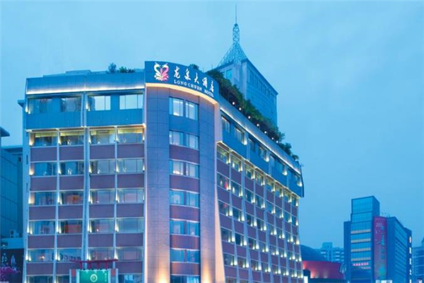 龙泉大酒店大楼