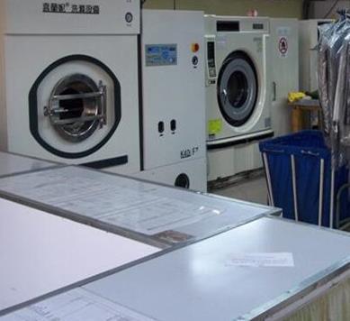 芬芳干洗机房