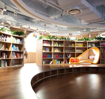 悦读奇缘亲子图书馆门店3