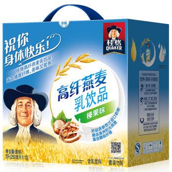 桂格燕麦片专注