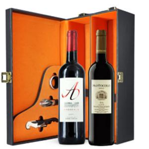 佳沃紅酒禮盒