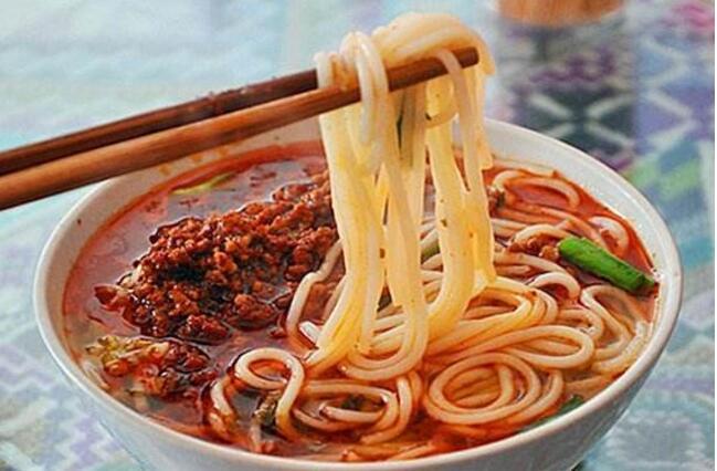 尚峰酸汤米线