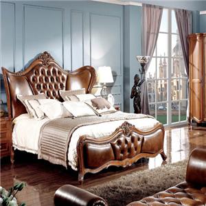 臺森家具床