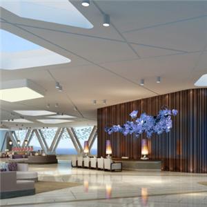 新城酒店接待大廳