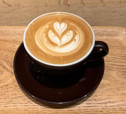 南洋咖啡拉花好看