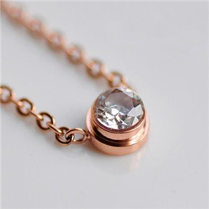 卡地亚钻石项链
