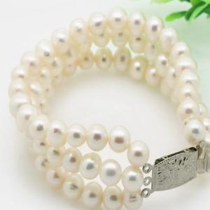 珍珠堂珍珠手鏈
