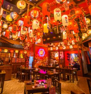 松本町日式料理门店3