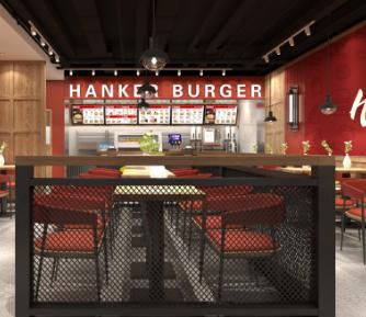 汉客堡汉堡门店1