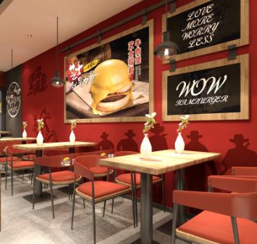 汉客堡汉堡门店2