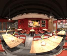 漢客堡漢堡門店4