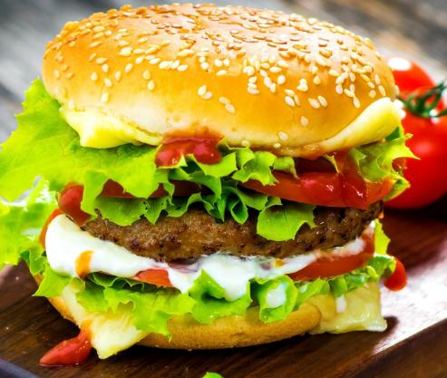 汉客堡汉堡产品2