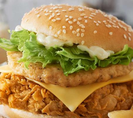 漢客堡漢堡產品4