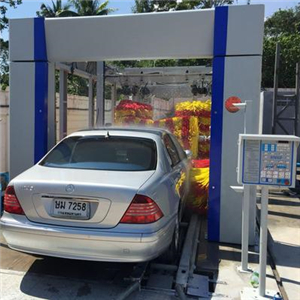 300秒智能洗车特色