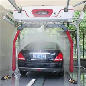 300秒智能洗车品牌