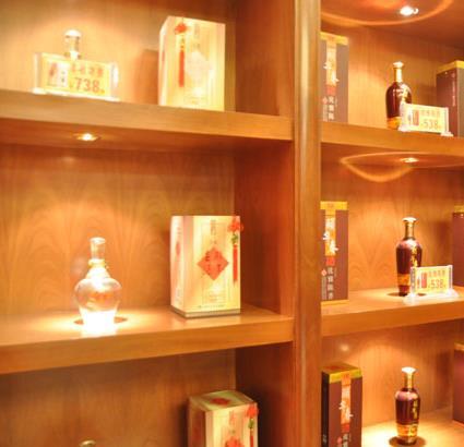 颐年春酒酒柜