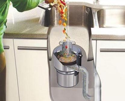 厨卫通垃圾处理器分拣