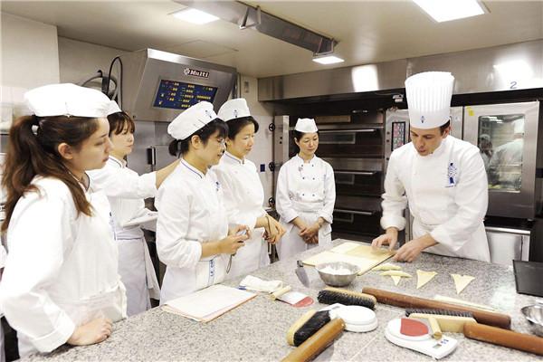 蓝带国际厨艺餐旅学院学习