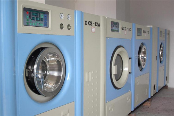 真潔干洗機房