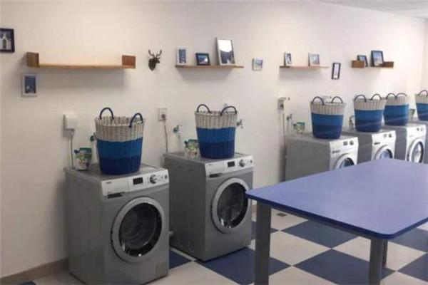 申欣干洗机房