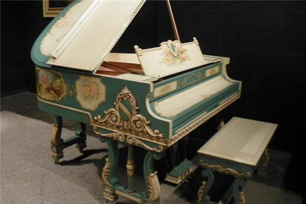 巴洛克鋼琴培訓綠色