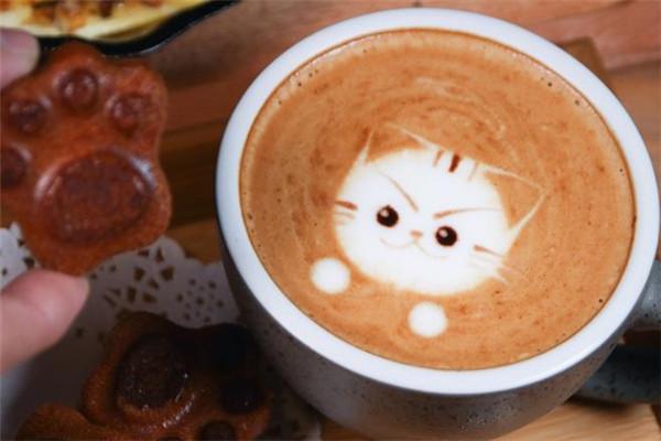 南洋咖啡拉花