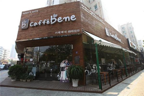 caffebene加盟