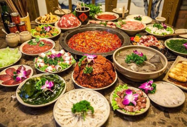 巴山味庄老重庆街市火锅加盟